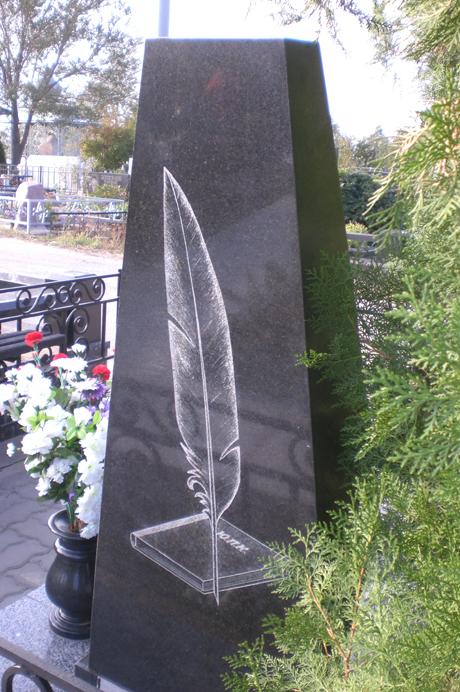 на Северном кладбище